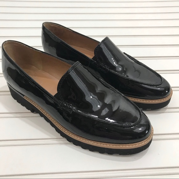ac30a857819 Franco Sarto Shoes - Franco Sarto Cypress Patent Loafers 6.5 Like New